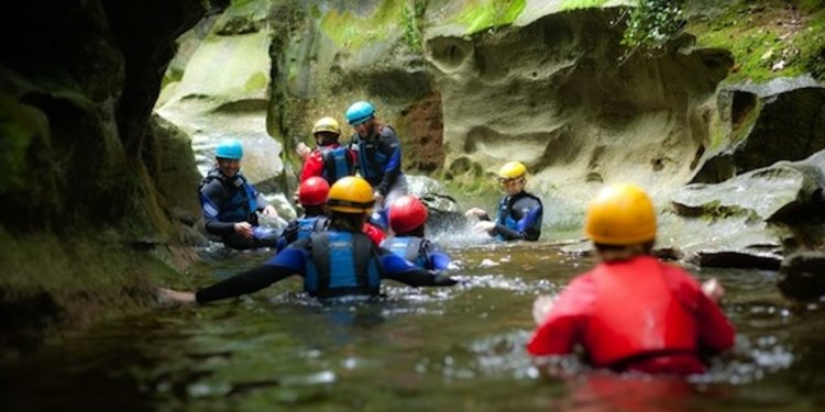 Gorge Walking | Ghyll
