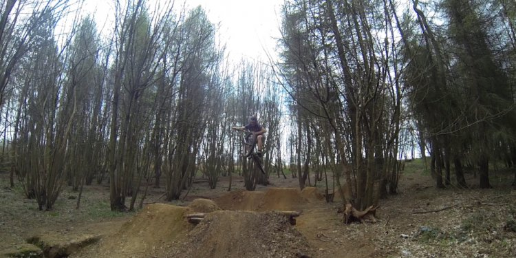 Josh Hatcher at Worton Woods