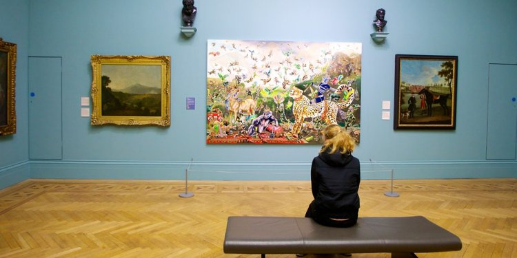 Manchester Art Gallery in