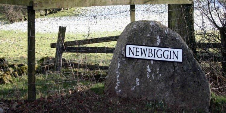 Newbiggin in Bishopdale