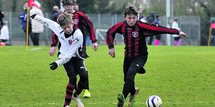 YOUTH FOOTBALL: Finals day