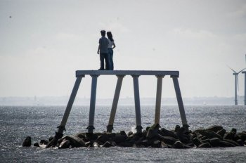 Newbiggin-by-the-Sea Couple